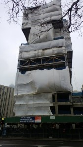 Godfrey Hotel LaSalle Wrapped