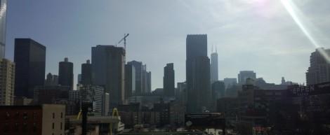 South Skyline View 021313