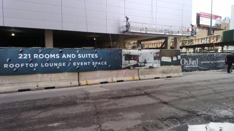 Signage Huron St 2