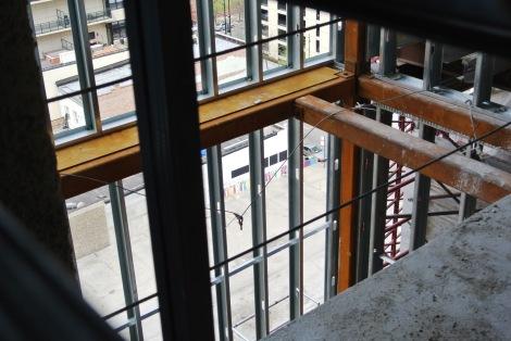 Service Elevator Cutout Godfrey Hotel Chicago