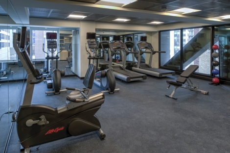 Our brand new treadmills, ellipticals, and exercise bikes will help you work up a sweat!