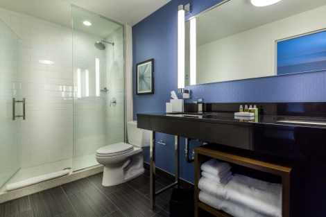 Guest Bathroom (Photo Credit/George Papadakis)