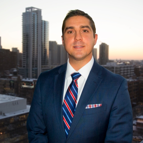 Larry Casillo, General Manager at The Godfrey Hotel Boston