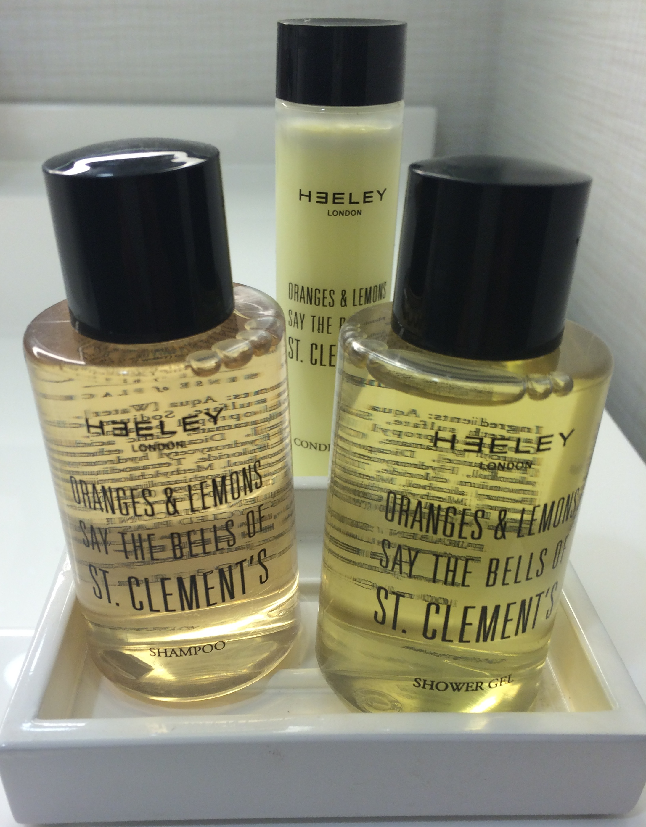 Bathroom Amenities bathroom amenities to feel at home | building the godfrey hotel