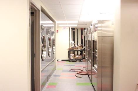 Godfrey Hotel Laundry Toom