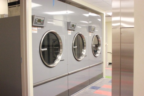 Godfrey Hotel Laundry Room